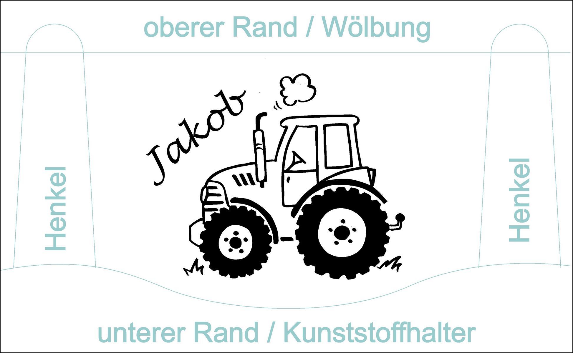 Motiv 4 - Traktor